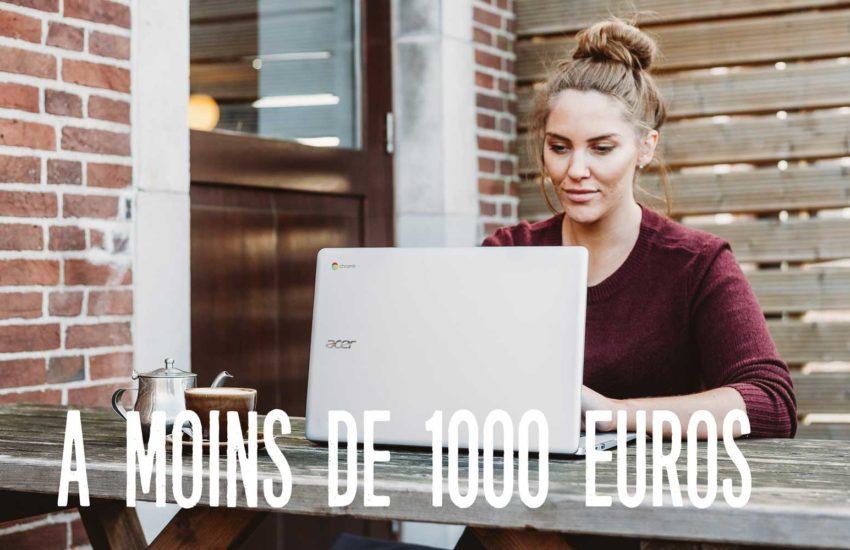netbook pas cher moins de 1000 euros