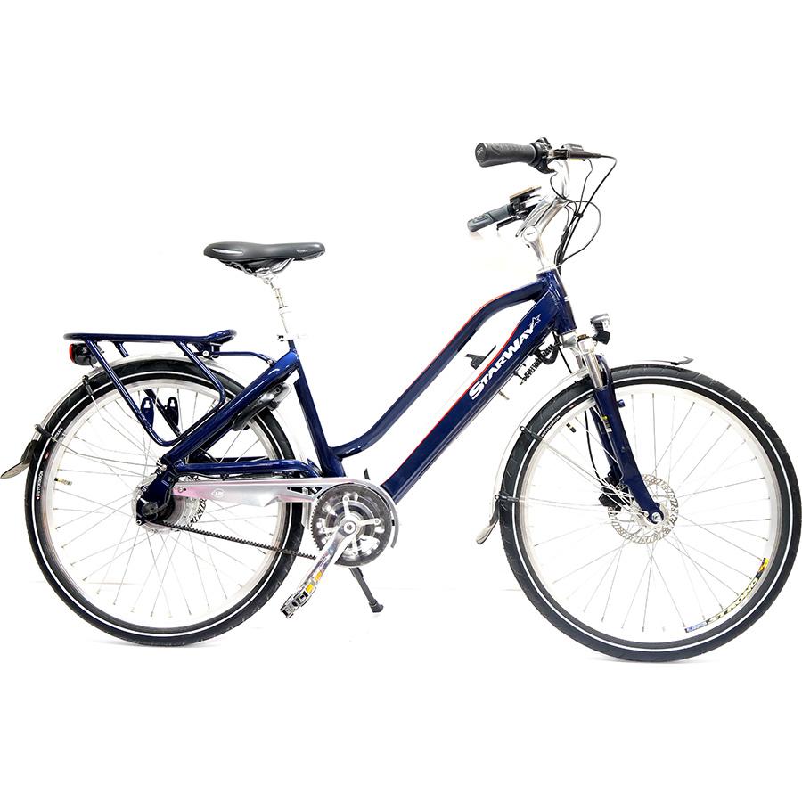 Test vélo électrique Starway Touring