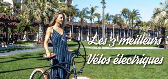 Quel est le meilleur vélo électrique selon Qu choisir