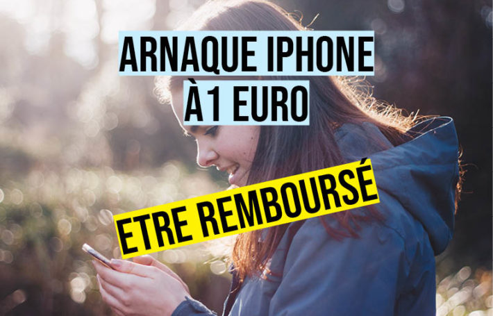 arnaque abonnement caché iphone 1 euro